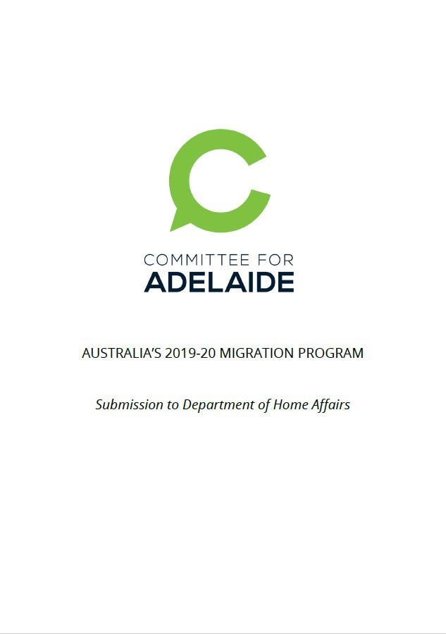 AUSTRALIA'S 2019-20 MIGRATION PROGRAM